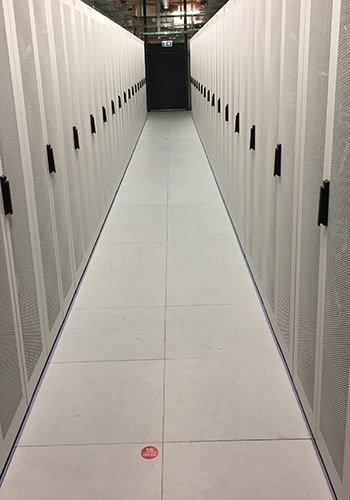 Data Center Reinigung, Serverraum reinigen