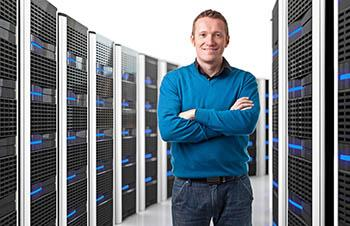 Leistungen RZ Reinigung, reinigen, IT EDV Rechenzentrum, Serverraum, Switche Server, Storage, datacenter cleaning.